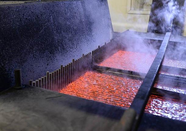 В Тольятти начал работу завод по производству медной катанки