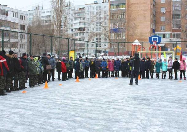 В Тольятти открыли спортобъекты