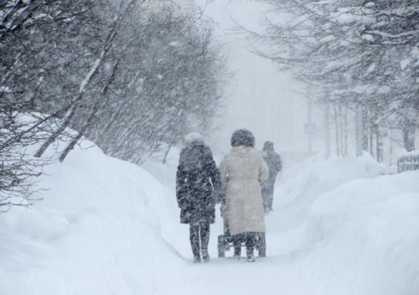 В Тольятти ожидается метель