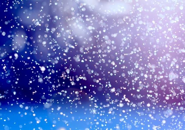 Выходные в городе будут снежными