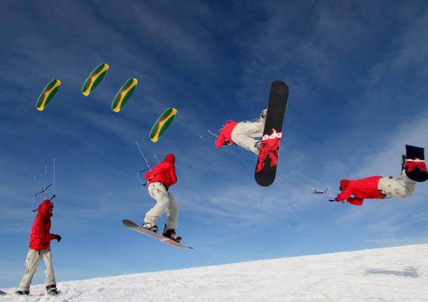 В Тольятти проведут Кубок мира по сноукайтингу